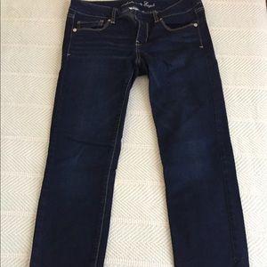 AE Super Stretch Skinny Jeans - Size 8